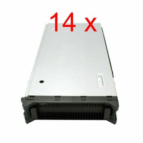 14 x New Dell XW300 Blank Filler For PowerEdge M1000e Server Blade Chassis